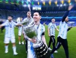 Kalahkan Brasil, Argentina Juarai Copa America 2021