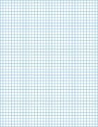 Printable Graph Paper for Kids