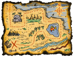 Treasure Map Template Blank Treasure Map Templates for Children Treasure Map Template