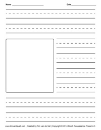 Story Templates for Kids