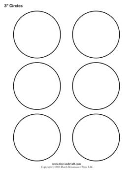blank circle chart