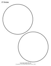 Circle Stencil PDF