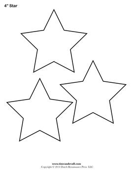Star Sheet