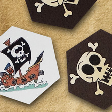 pirate birthday activities