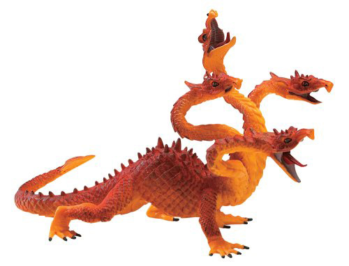 Safari-Dragon
