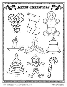 Christmas Cut Outs 3