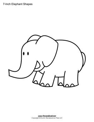 Elephant decoration
