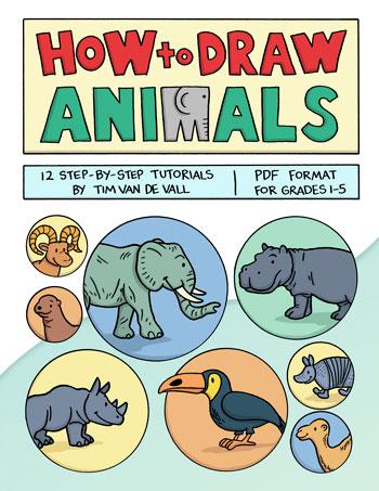 step-by-step drawing tutorial