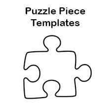 blank puzzle piece template free single puzzle piece images pdf
