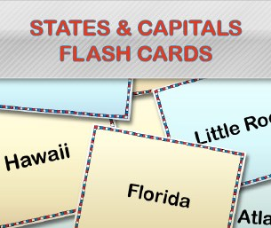 States-and-Capitals-Flashcards