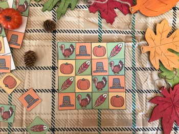 thanksgiving image sudoku