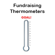 Fundraising Thermometer Templates For Events
