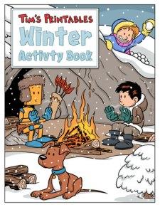 Winter Activity eBook