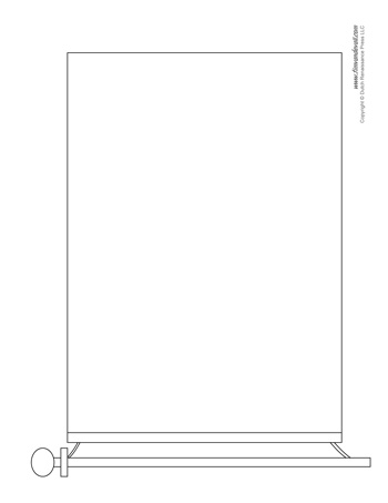 photograph about Blank Flag Template Printable called Blank flag templates