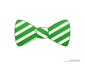 Bow Tie Printable