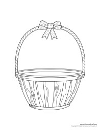 Easter basket template free merry christmas and happy new year 2018 easter basket template free pronofoot35fo Image collections