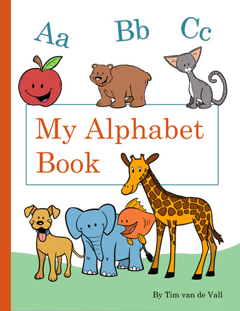 Alphabet Booklet