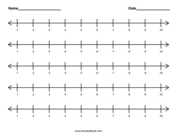 number-line-1-to-10