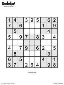 Sudoku 05