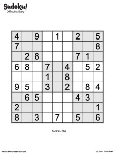 Sudoku 06