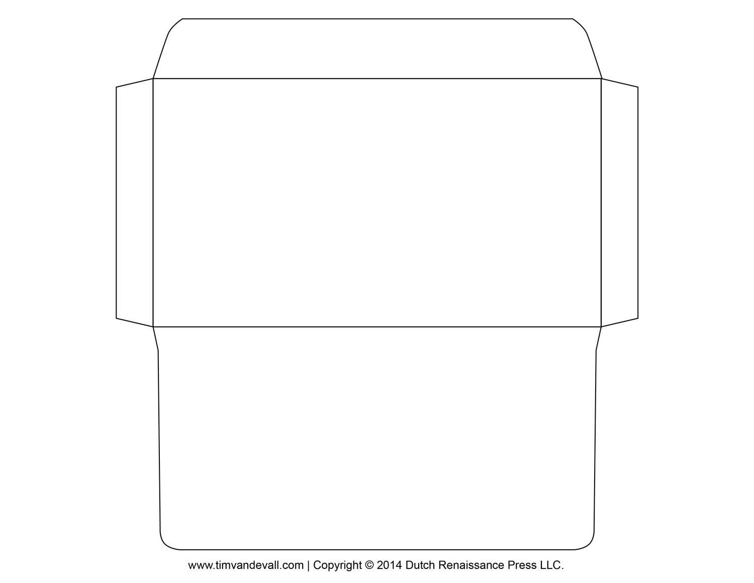 It's just a photo of Eloquent Free Printable Envelope Templates