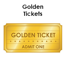 photograph relating to Wonka Golden Ticket Printable titled Cost-free Printable Golden Ticket Templates Blank Golden Tickets