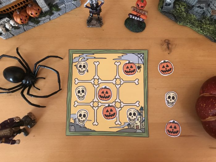 halloween activity for kids