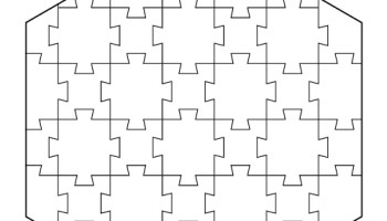 puzzle template tim s printables