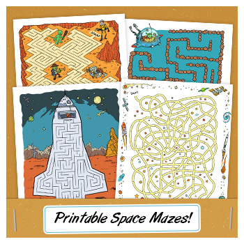 space mazes