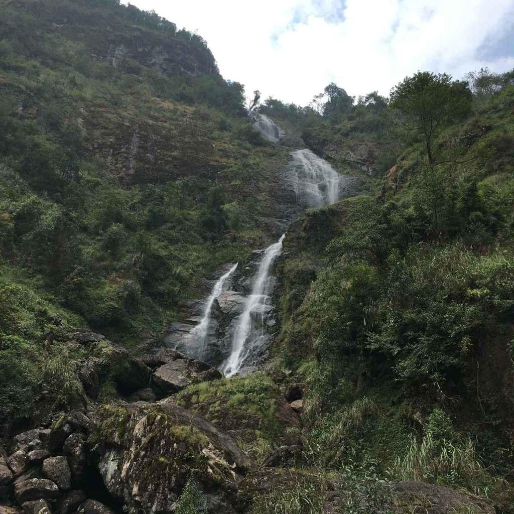 Sa Pa Love Waterfall