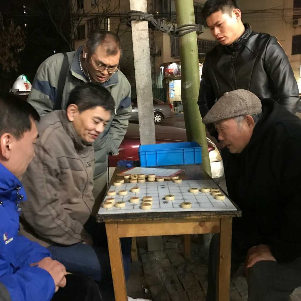 Shanghai-Playing-Board-Games