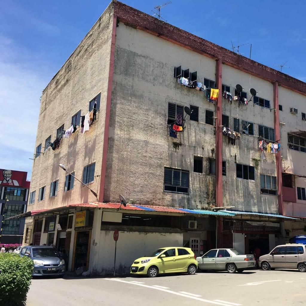 Kota-Kinabalu-Building