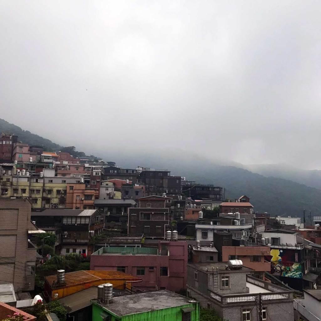 Taiwan Jiufen Dorp