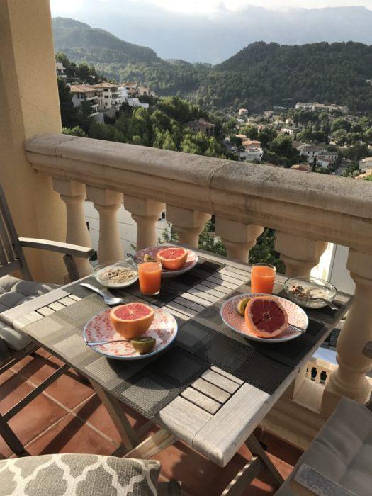 Mallorcafrukost