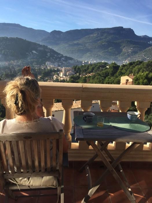 Mallorca och oktober