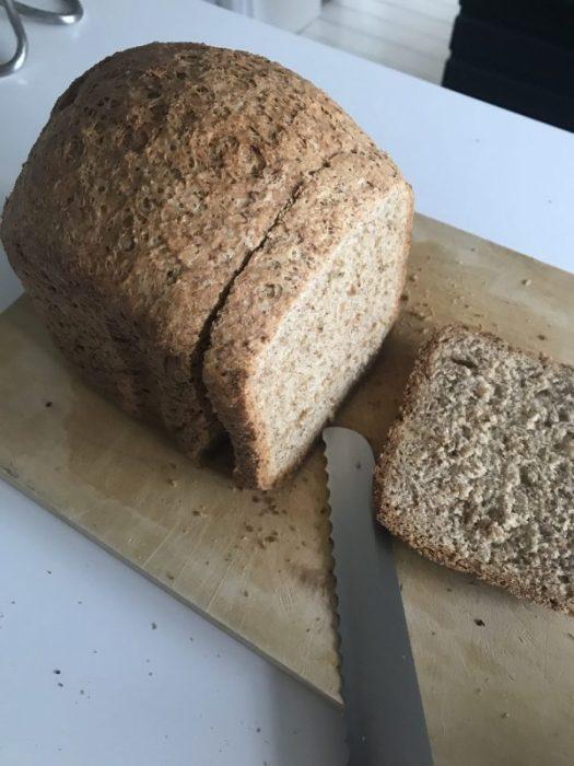 Bakning av bröd