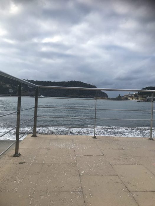 Ett ödsligt Port de Soller