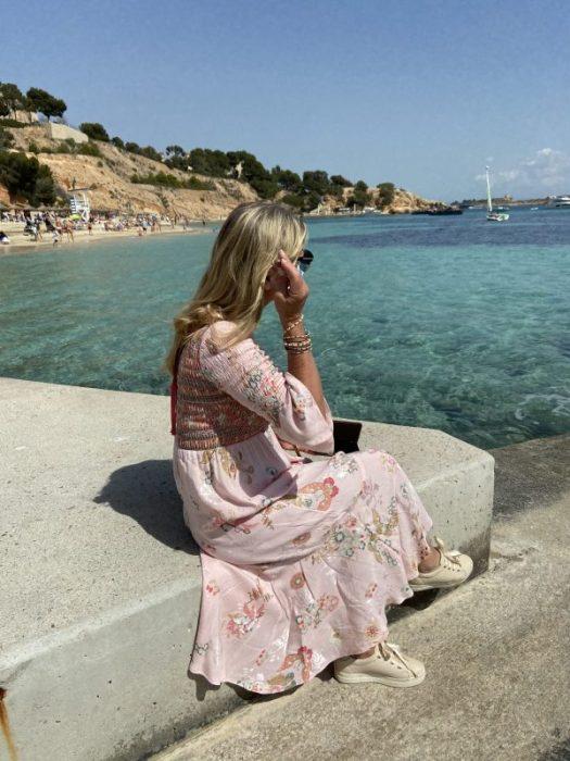 Njutbara Mallorca i april
