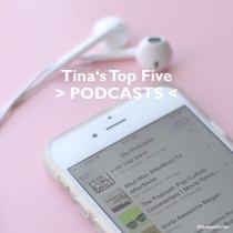 Top Five Podcasts 2015 – www.tinabusch.com
