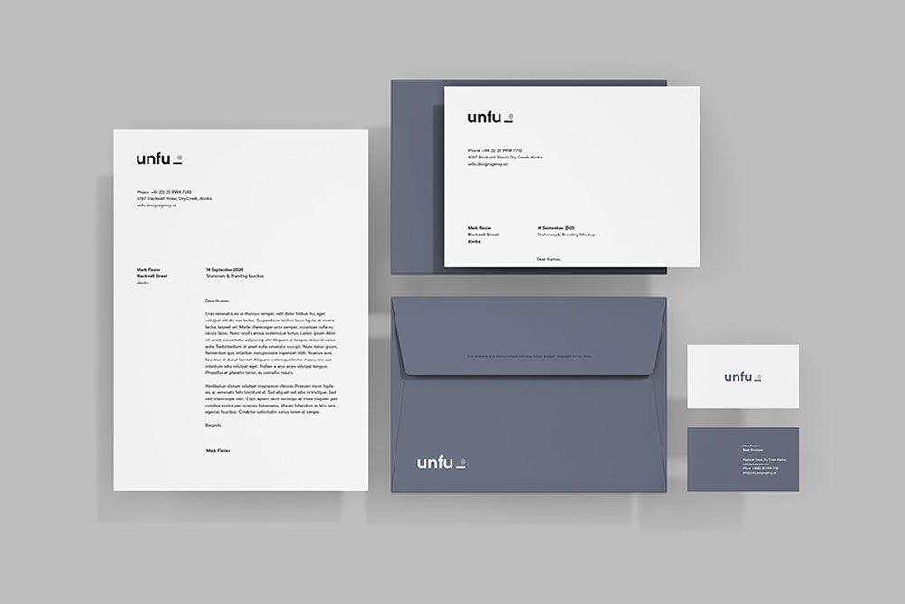 28 best letterhead mockups to improve brand identity colorlib