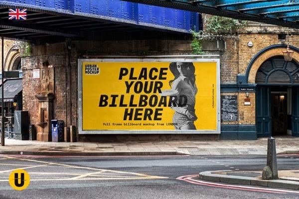 45 free billboard mockups