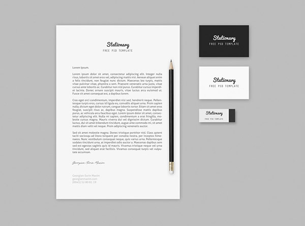50 free branding identity stationery psd mockups freebies
