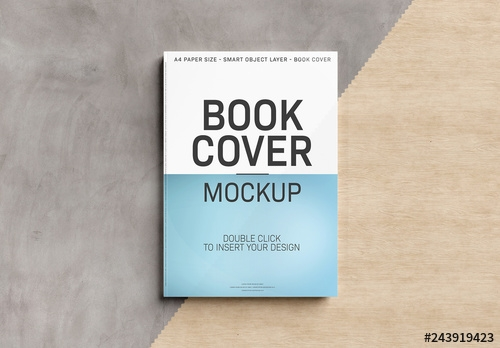 book cover mockup buy this stock template and explore similar
