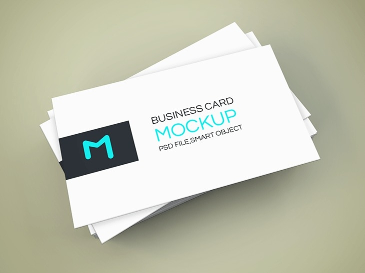 free business card psd mockups graphberry