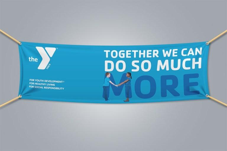 free download textile fabric banner mockup designhooks