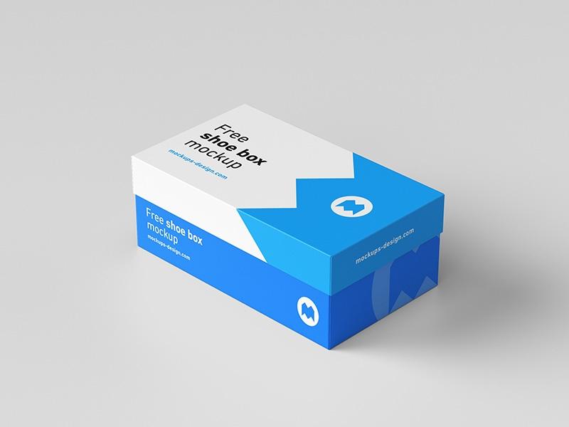 free shoe box mockup mockups design free premium mockups