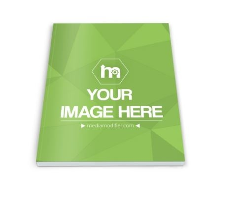 magazineslim book cover mockup generator sharetemplates