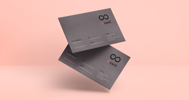 psd business card mock up vol38 psd mock up templates pixeden