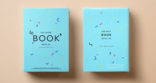 psd hardback book cover mockup psd mock up templates pixeden