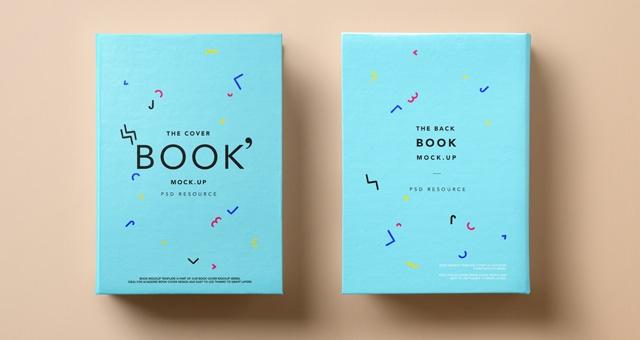 psd hardback book cover mockup psd mock up templates pixeden